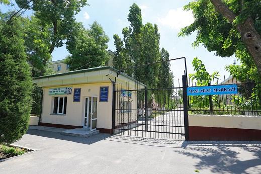 3-Bino.Toshkent gidrometeorologiya kasb-hunar kolleji (Manzil: Shayxontoxur tumani, Taxtapul ko'chasi 45 uy)