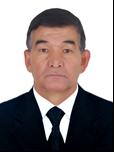 Khakimov Gairat Akramovich