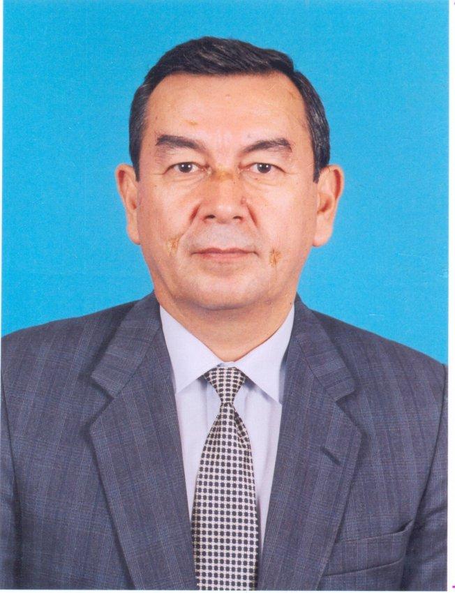 Toshkent arxitektura qurilish institutining ikkinchi rektori t.f.d., professor M.M.Miraxmedov