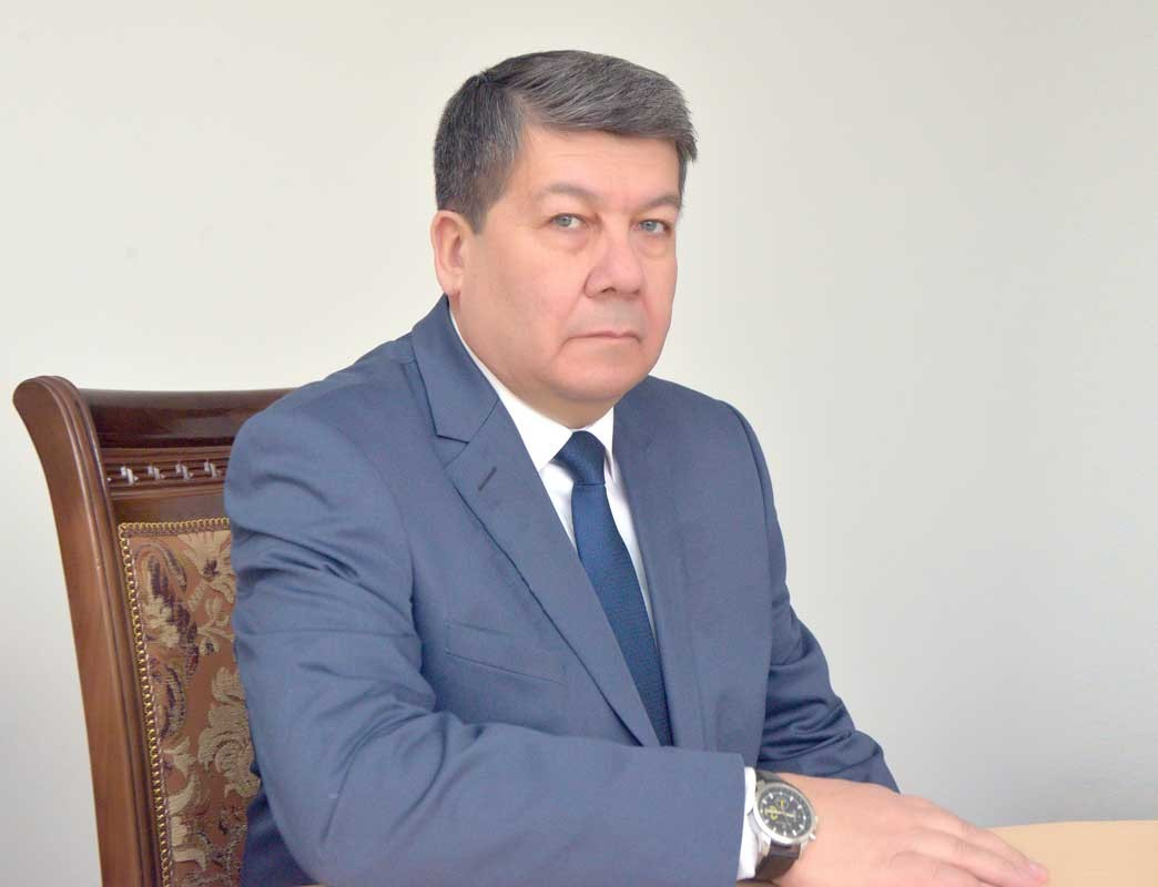 Tulaganov Abdukabil Abdunabiyevich