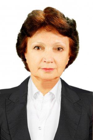 """""""Arxitektura tarixi va nazariyasi"""" kafedrasi dotsenti Borodino Marina Rostislavovna"""