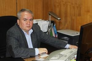 Direktor Abdullaev Baxrom Ubaevich