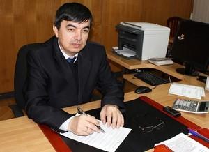 Institut direktorining birinchi o'rinbosari va bosh arxitektori Shanazarov Shodiyor Tursunovich