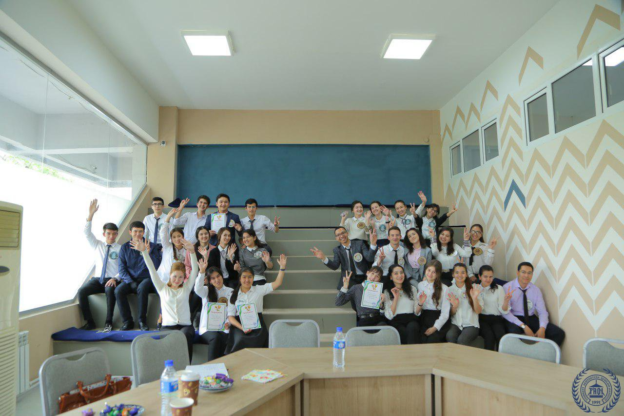 "Report on realization of open lesson on Russian on the topic ""My speciality"" of senior teacher of department of ""Uzbek and foreign languages"""
