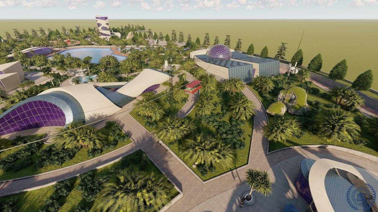 Qarshi shahri uchun Innovatsion park taklif loyihasi