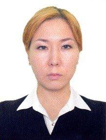 Nurjanova Zamira Halimzhanovna