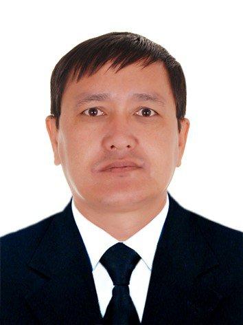 Axmadiyorov Ulugbek Solijonovich