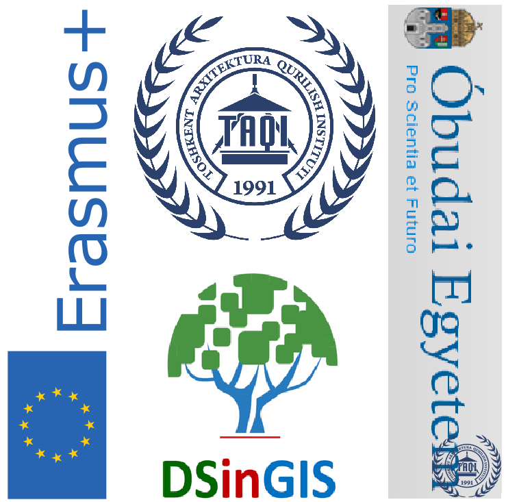 Erazmus+ DSinGIS: Geoinformatika sohasida doktorantura